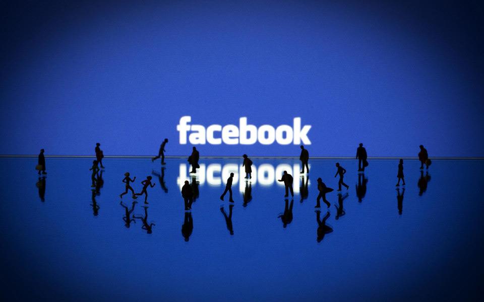 Как искать людей в Facebook