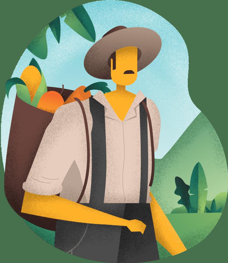 Сайт семейной фермы